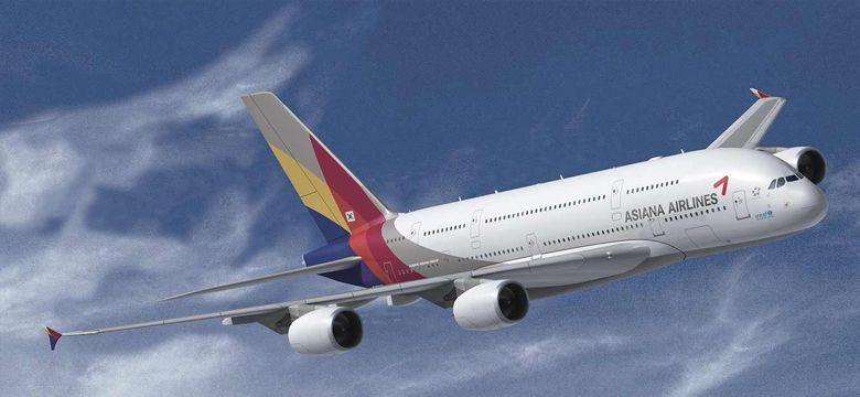 Asiana Airlines uçak bileti