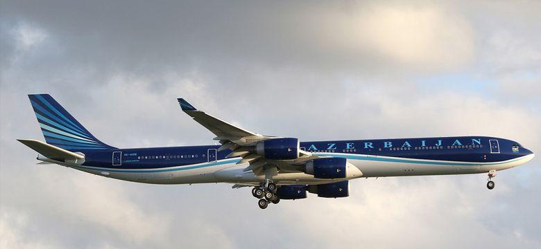 Azerbaijan Airlines Uçak Bileti