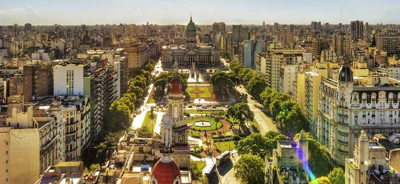 Buenos Aires Uçak Bileti