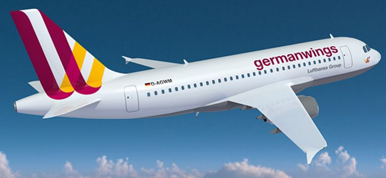 Germanwings Uçak Bileti