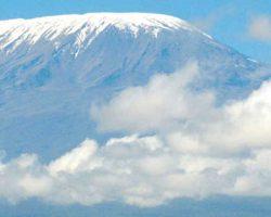 Kilimanjaro Uçak Bileti