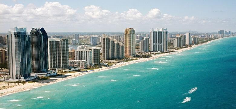 Miami uçak bileti