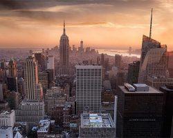 New York Uçak Bileti