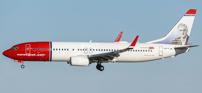 Norwegian Air Shuttle uçak bileti