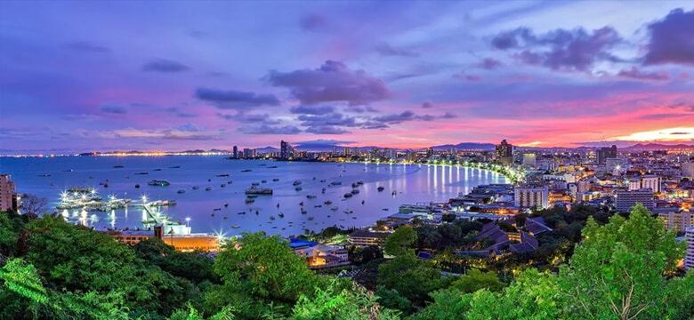 Pattaya uçak bileti