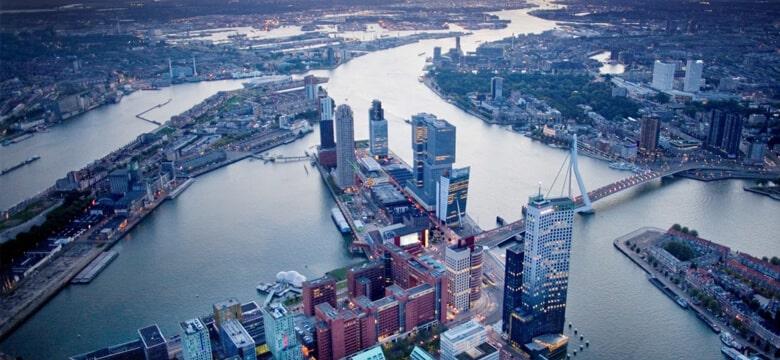 Rotterdam uçak bileti