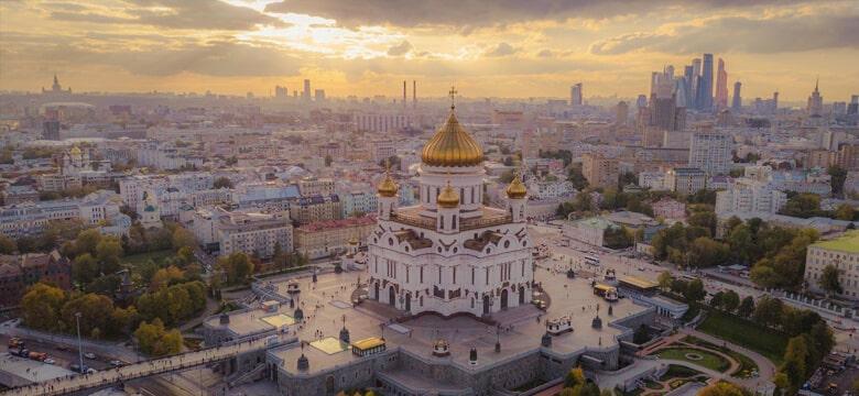 Saint Petersburg uçak bileti