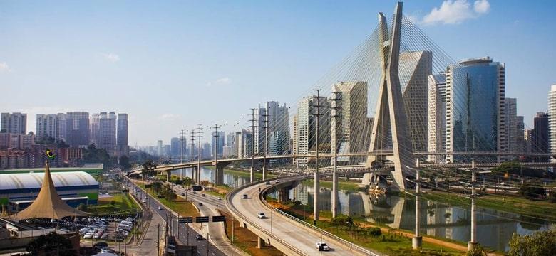 Sao Paulo uçak bileti