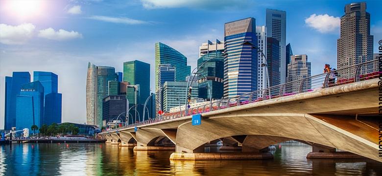 Singapur uçak bileti