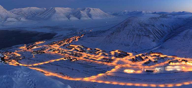 Svalbard Uçak Bileti