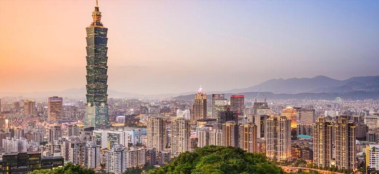 Taipei uçak bileti