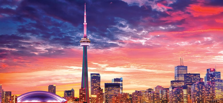 Toronto uçak bileti