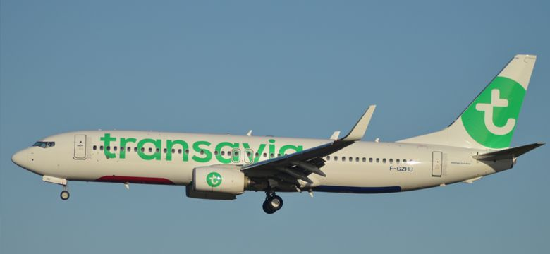 Transavia uçak bileti