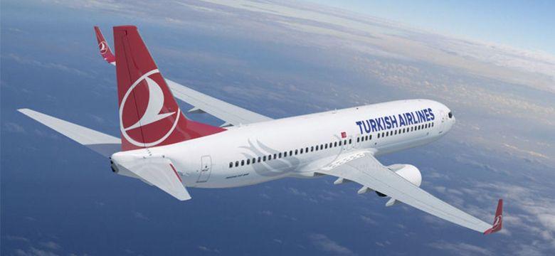 Türk Hava Yolları uçak bileti
