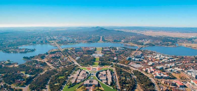 Canberra Uçak Bileti