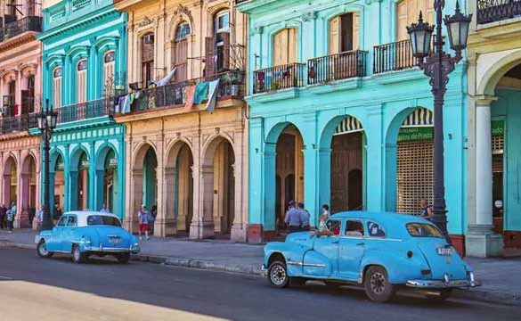 Havana Uçak Bileti