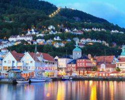 Bergen Uçak Bileti
