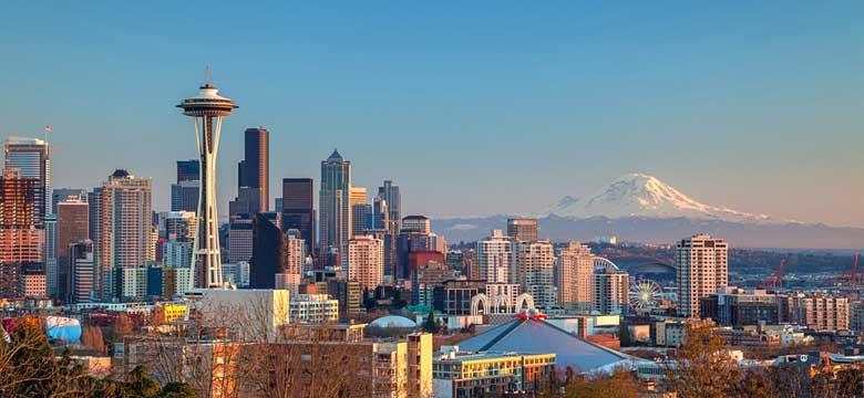 Seattle Uçak Bileti