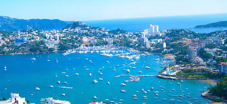 Acapulco Uçak Bileti