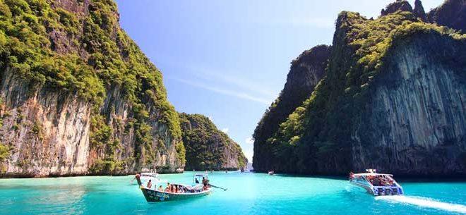 Phi Phi Island Uçak Bileti