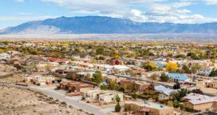 New Mexico Uçak Bileti