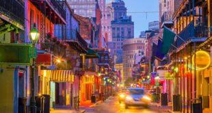 New Orleans Uçak Bileti