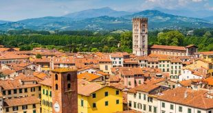 Lucca uçak bileti